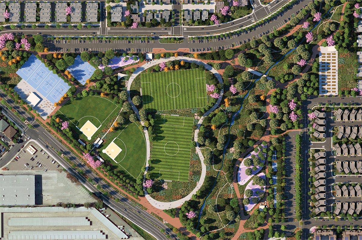 Future 31-Acre Community Park