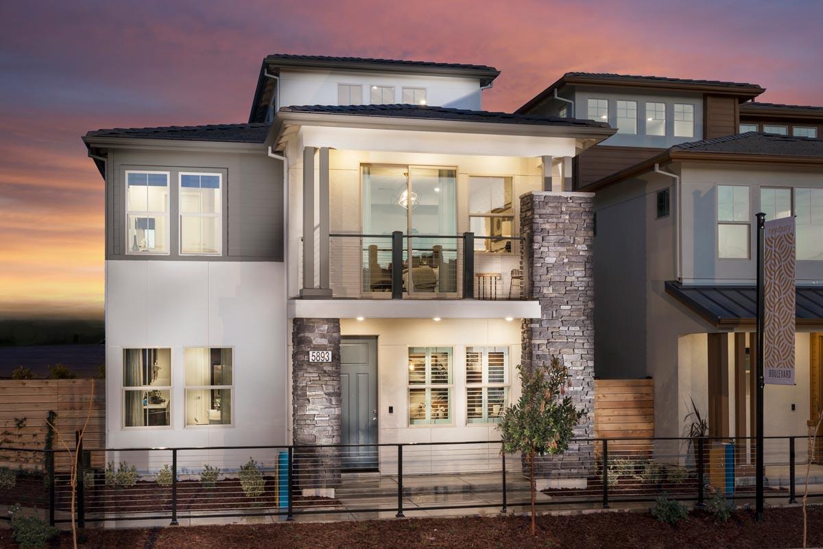 Newbury at Boulevard - Real estate for sale in Dublin, CA