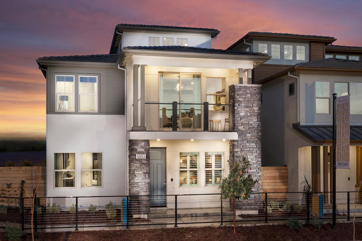 Newbury at Boulevard - Real estate for sale in Dublin, CA