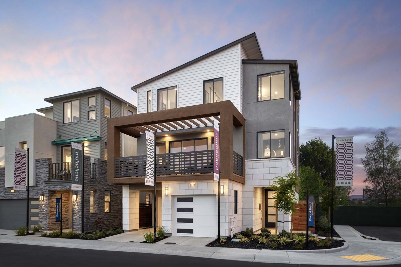 Mulholland at Boulevard - Real estate for sale in Dublin, CA