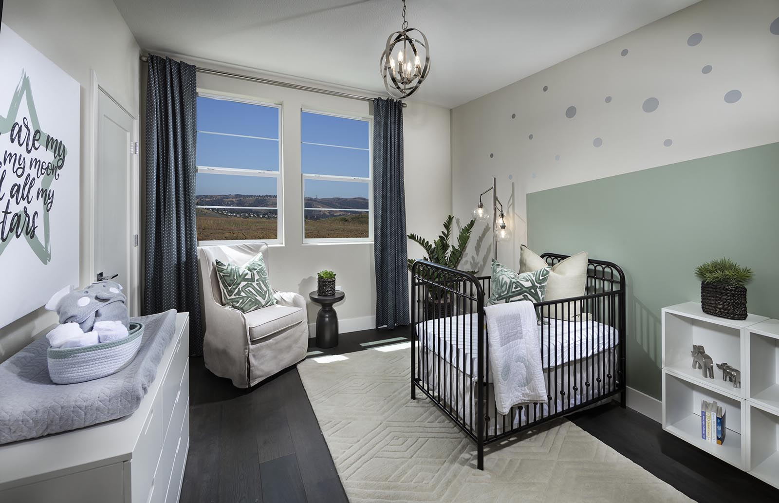 Bedroom 2 Residence 1 | Downing at Boulevard by Lennar, Dublin, CA