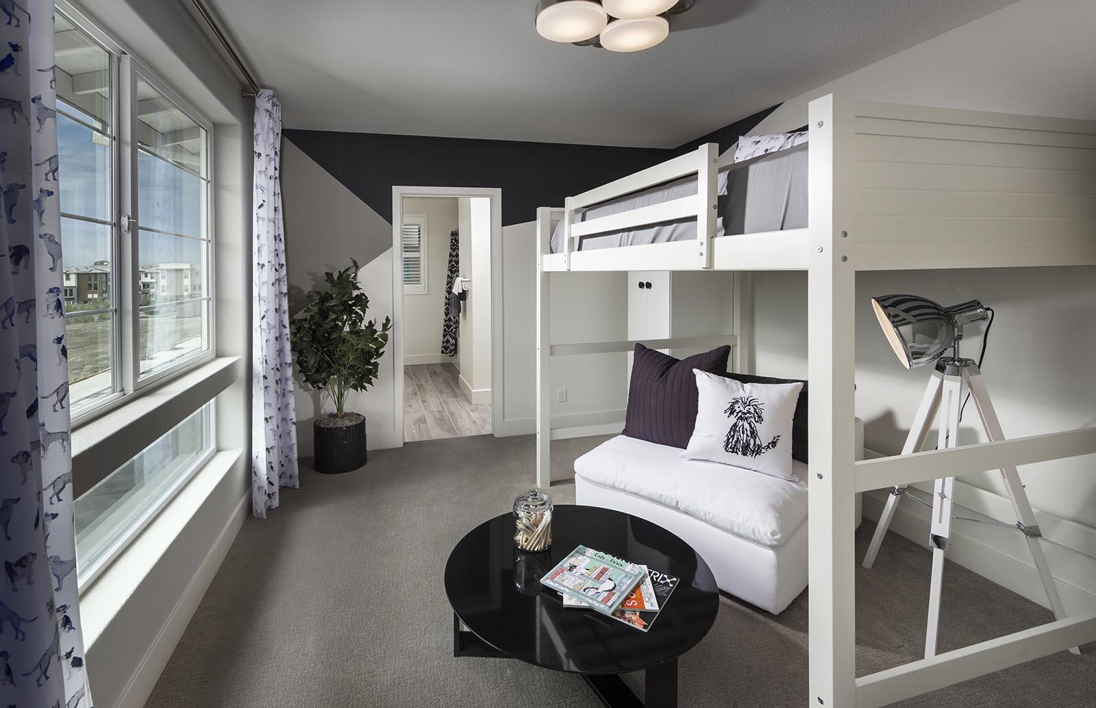 Bedroom 2 Residence 2 | Downing at Boulevard by Lennar, Dublin, CA
