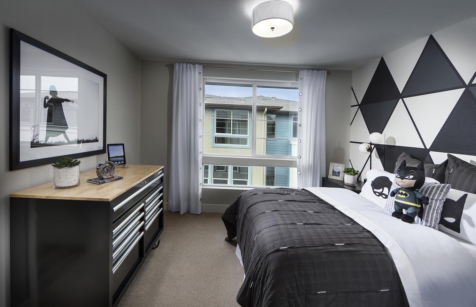 Bedroom 3 Residence 2 | Downing at Boulevard by Lennar, Dublin, CA