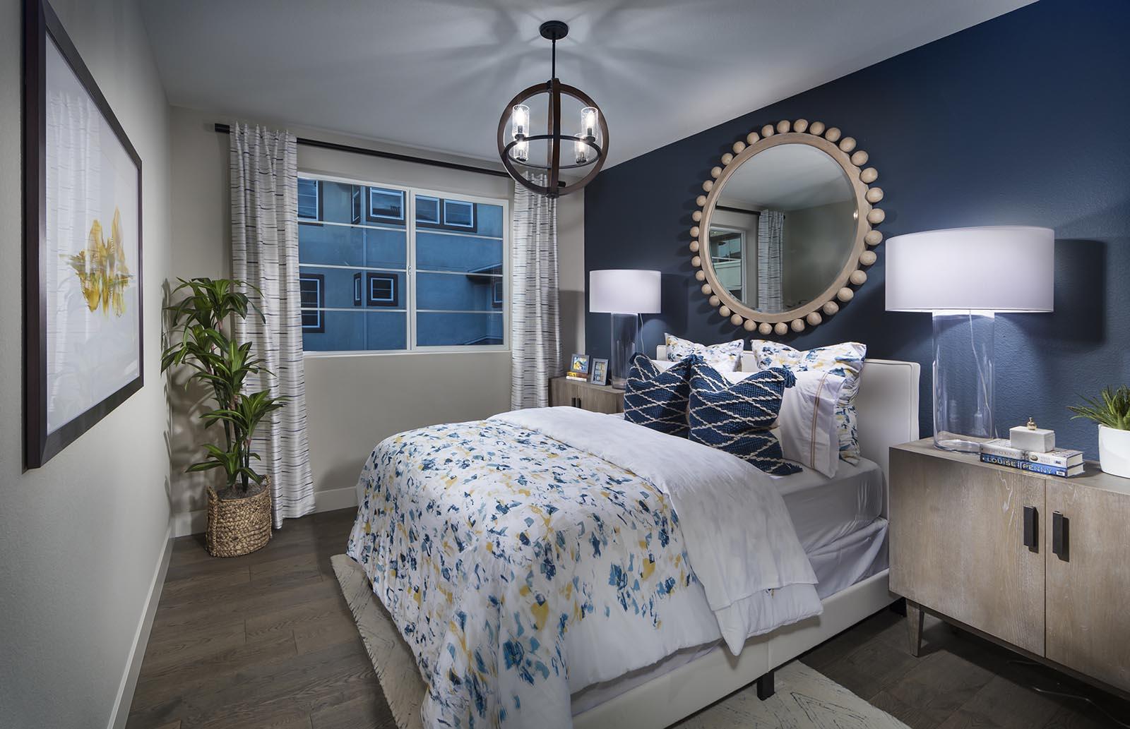 Bedroom 3 Residence 3 | Downing at Boulevard by Lennar, Dublin, CA