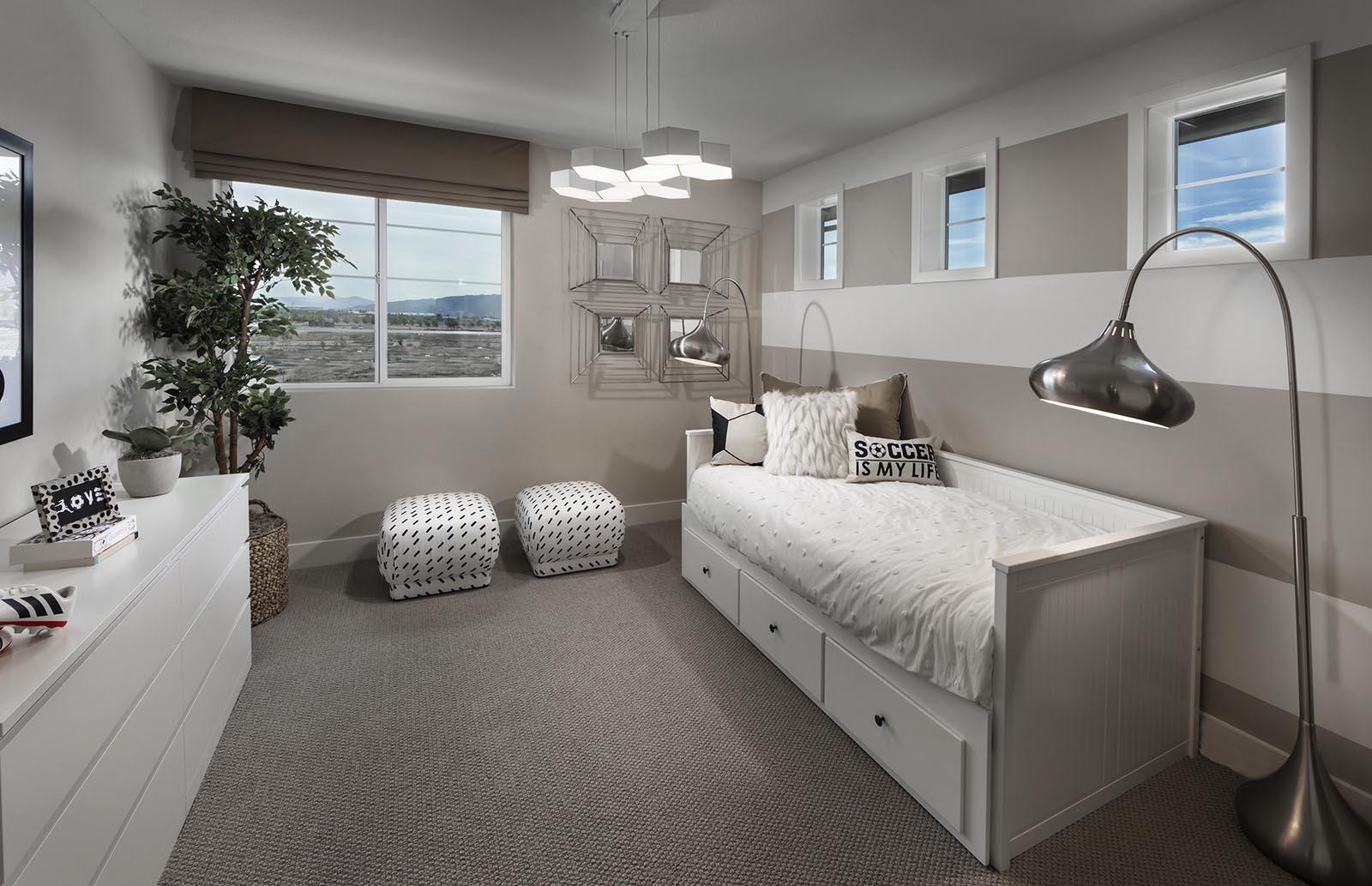 Bedroom 4 Residence 4 | Downing at Boulevard by Lennar, Dublin, CA