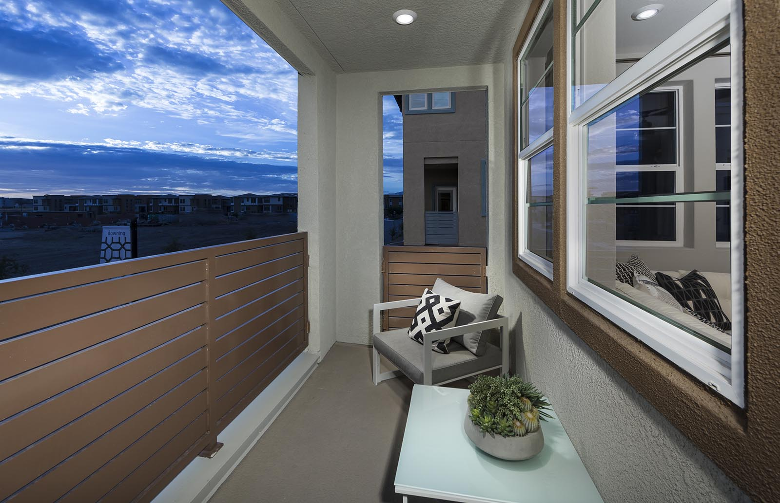 Deck Residence 2 | Downing at Boulevard by Lennar, Dublin, CA