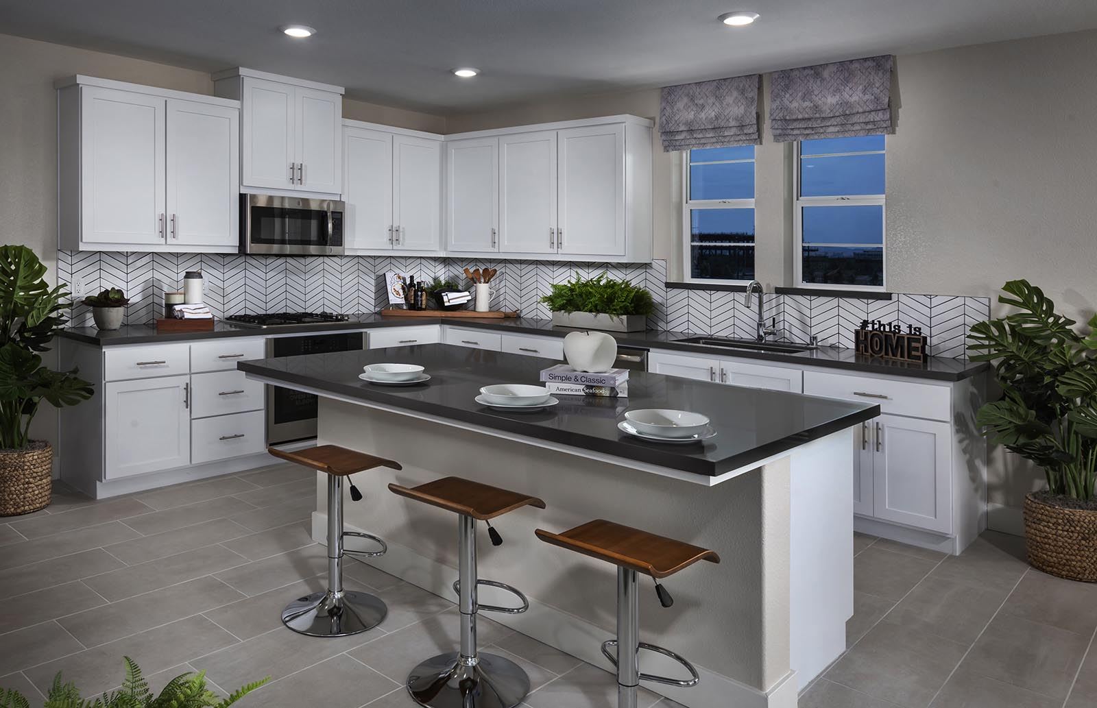 Kitchen Residence 4 | Downing at Boulevard by Lennar, Dublin, CA