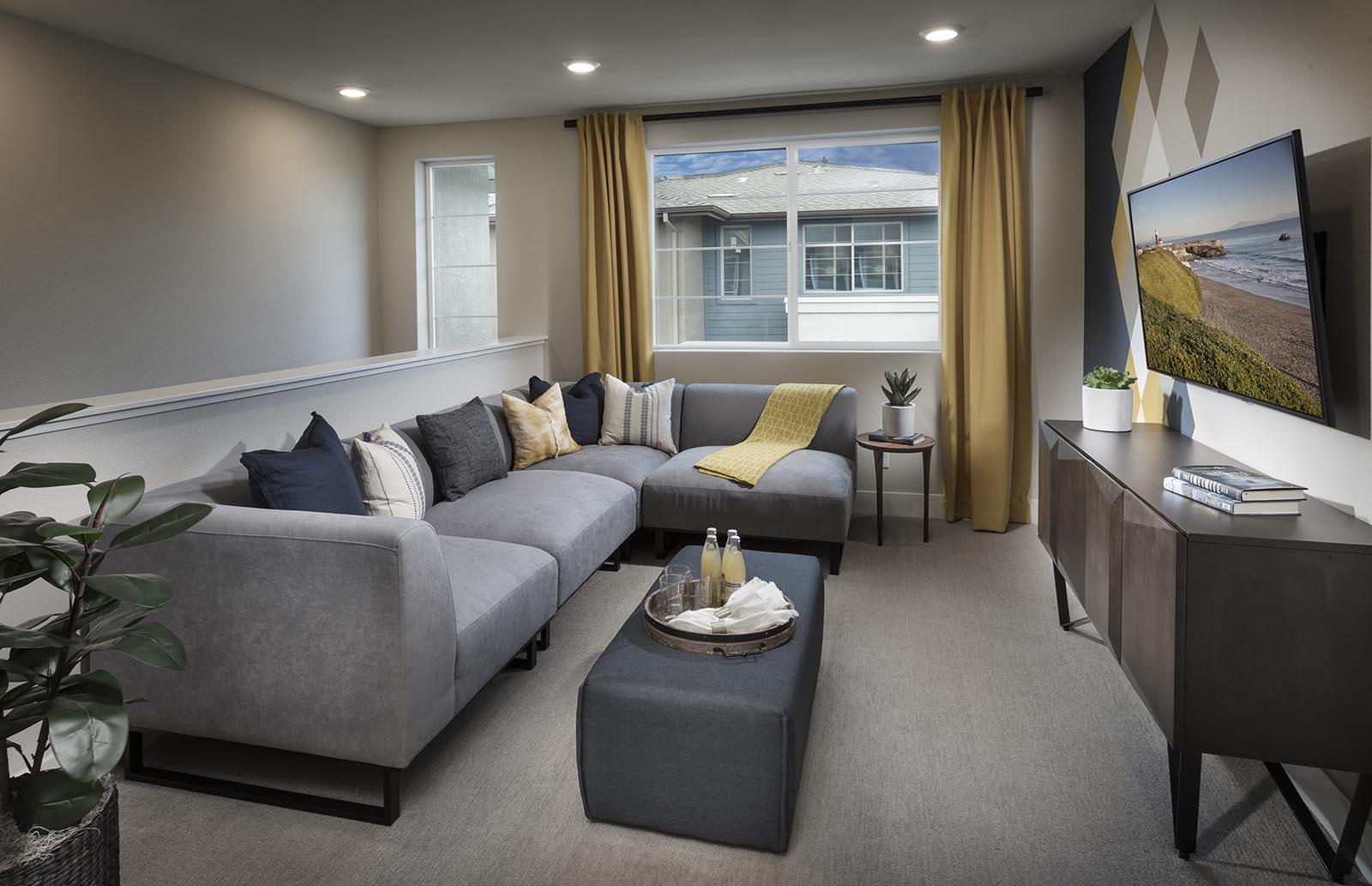 Loft Residence 3 | Downing at Boulevard by Lennar, Dublin, CA