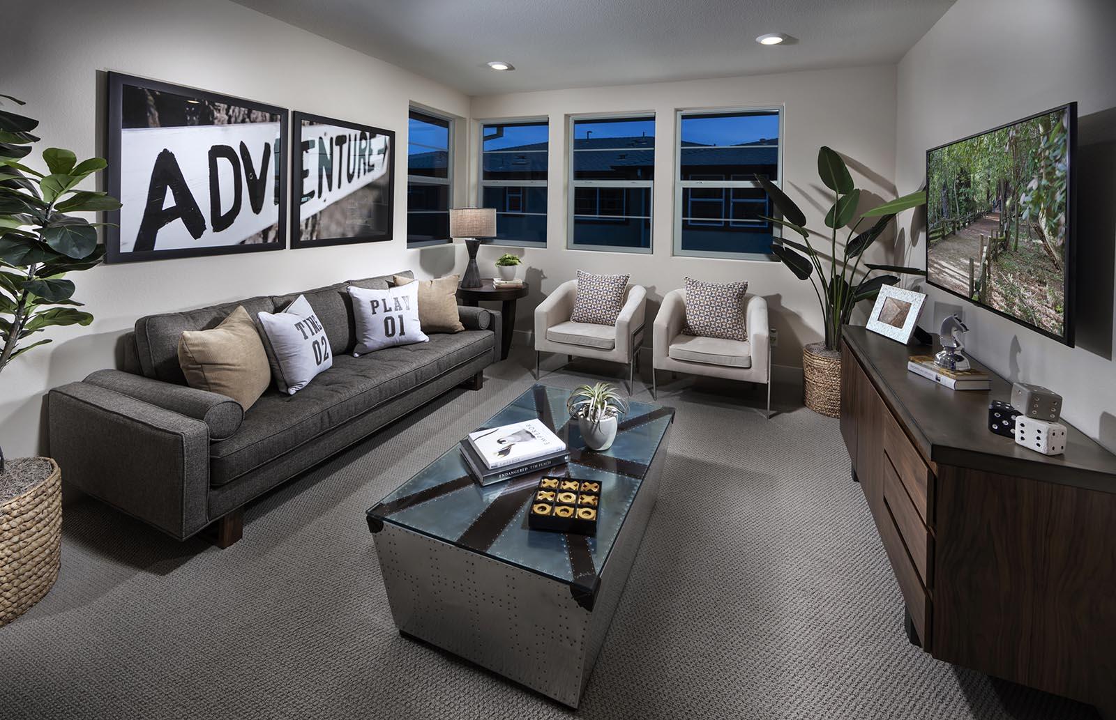 Loft Residence 4 | Downing at Boulevard by Lennar, Dublin, CA