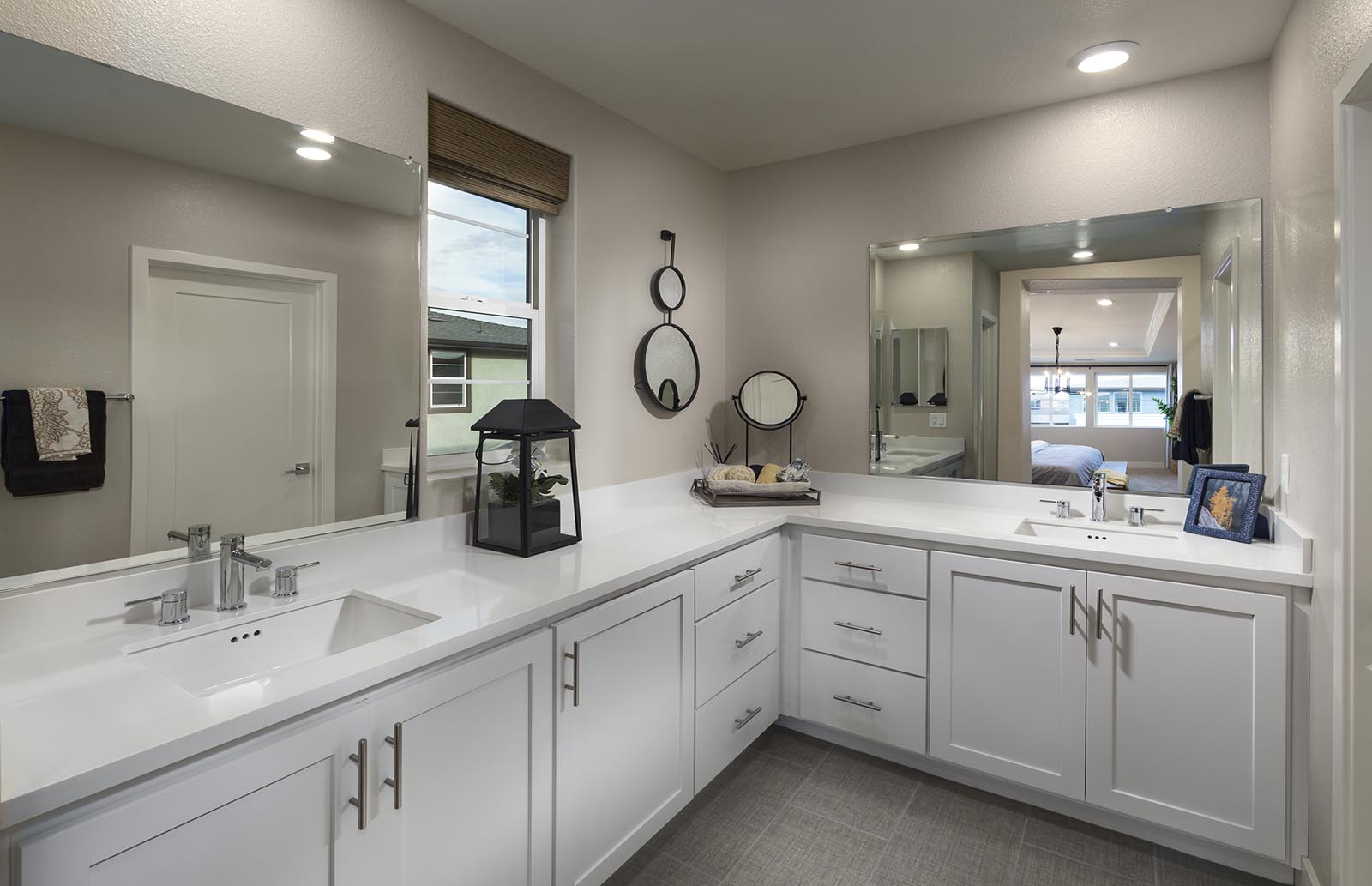 Owner's Bath Residence 3 | Downing at Boulevard by Lennar, Dublin, CA