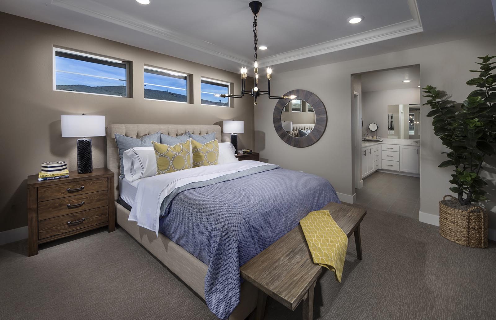 Owner's Suite Residence 3 | Downing at Boulevard by Lennar, Dublin, CA