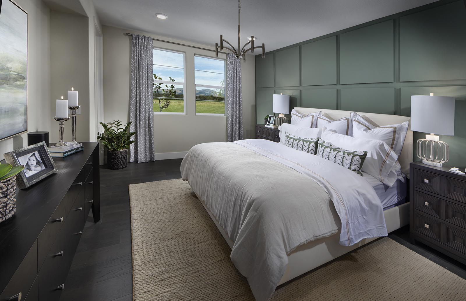 Owner's Suite window Residence 1 | Downing at Boulevard by Lennar, Dublin, CA