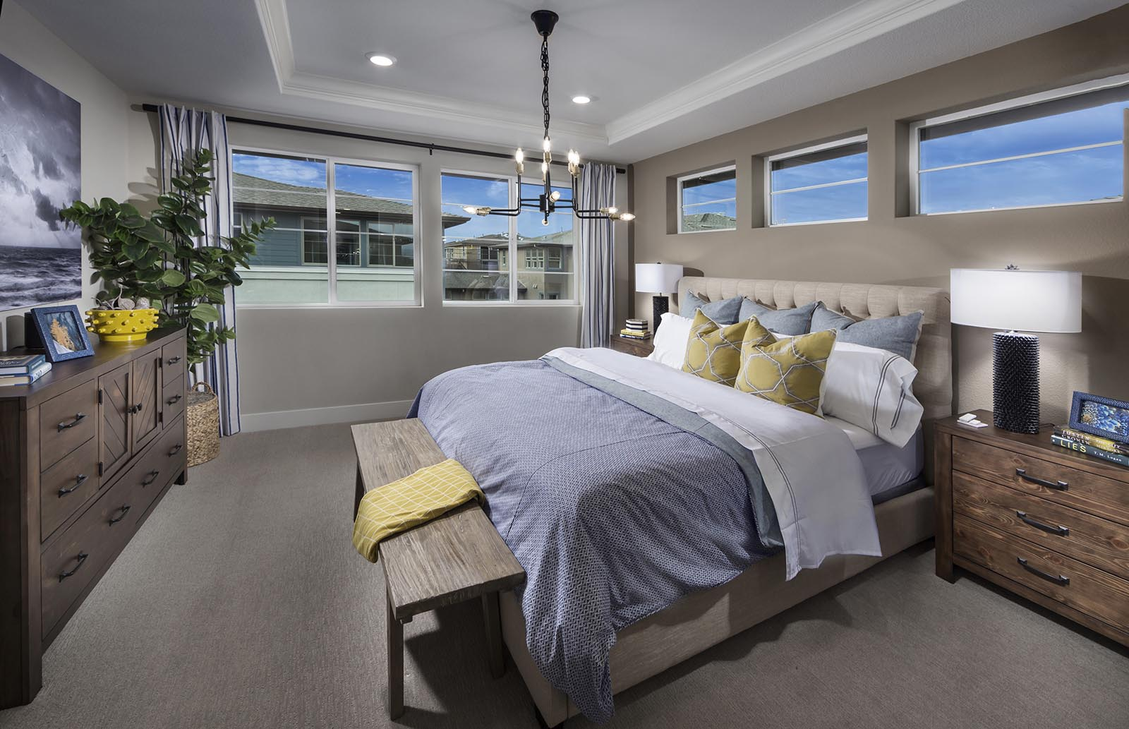Owner's Suite window Residence 3 | Downing at Boulevard by Lennar, Dublin, CA