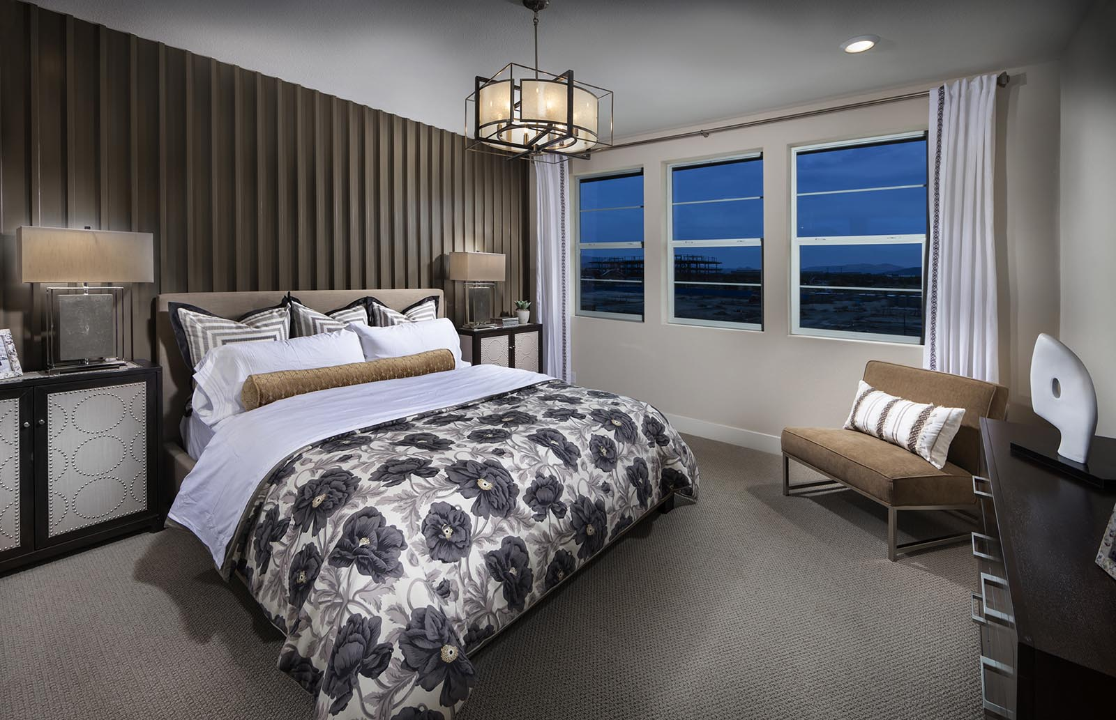 Owner's Suite window Residence 4 | Downing at Boulevard by Lennar, Dublin, CA