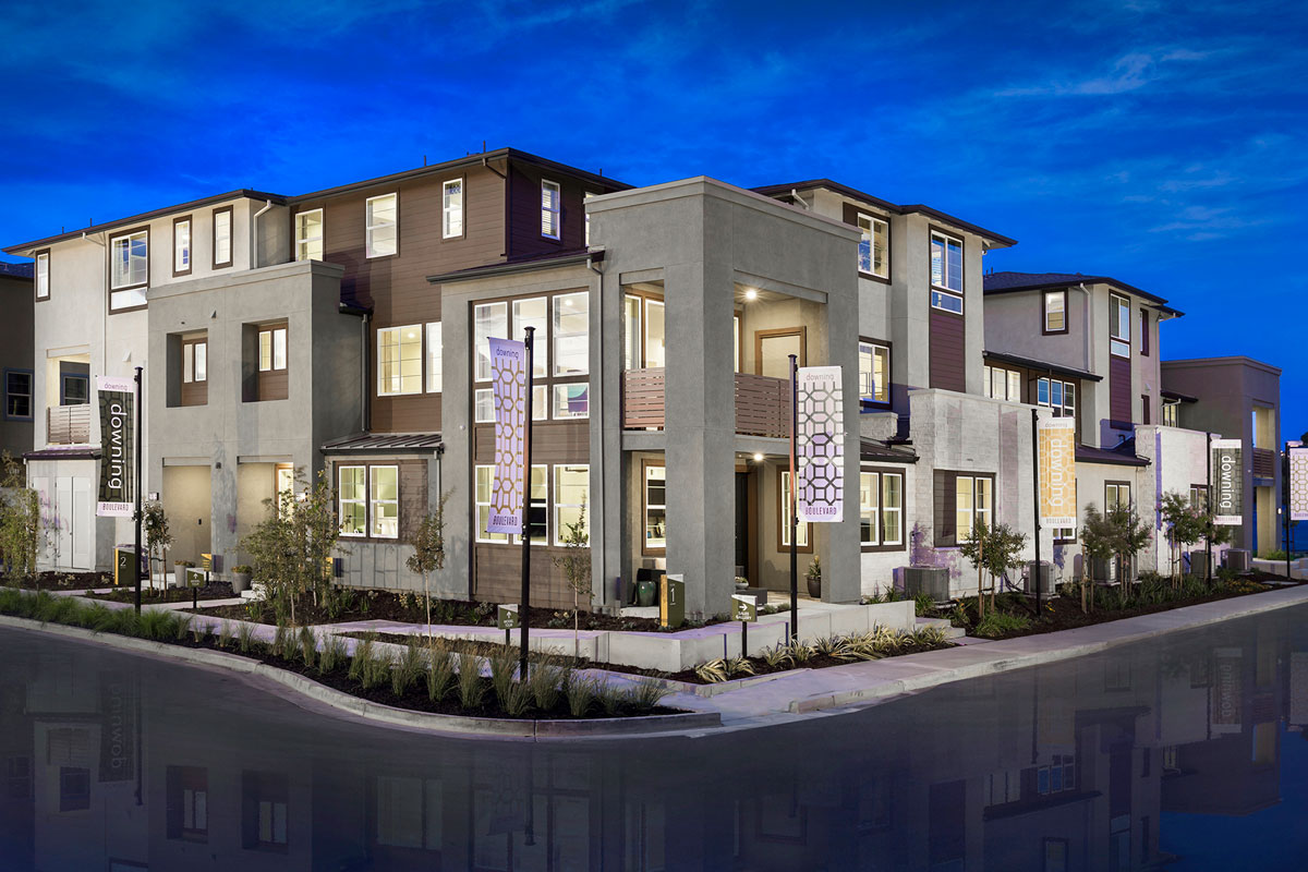 Downing at Boulevard - Real estate for sale in Dublin, CA