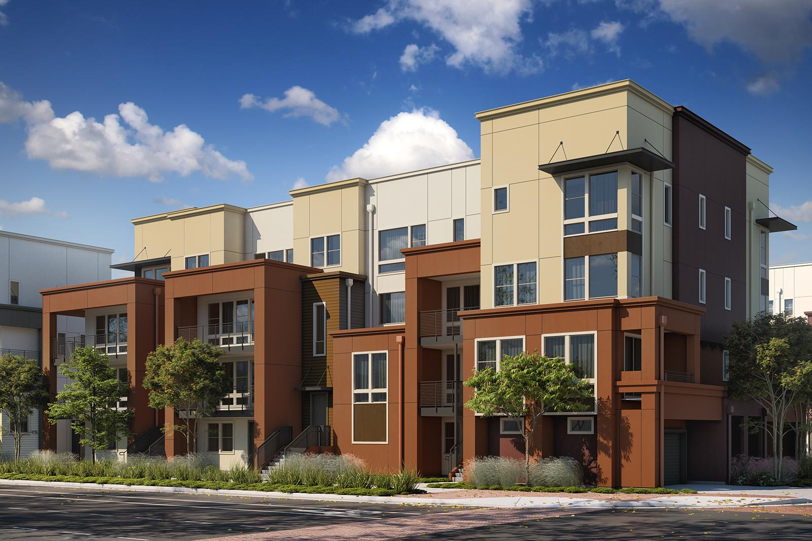Skyline at Boulevard - Real estate for sale in Dublin, CA