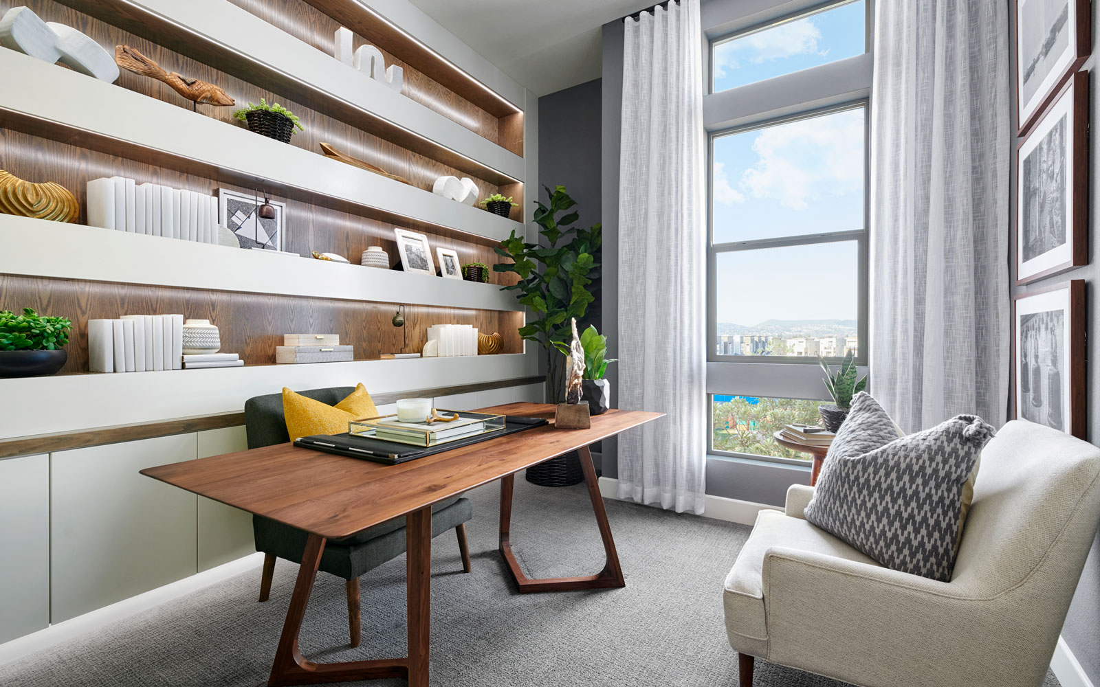 Bedroom 2 | Residence 2 | Hyde Park at Boulevard in Dublin, CA | Brookfield Residential