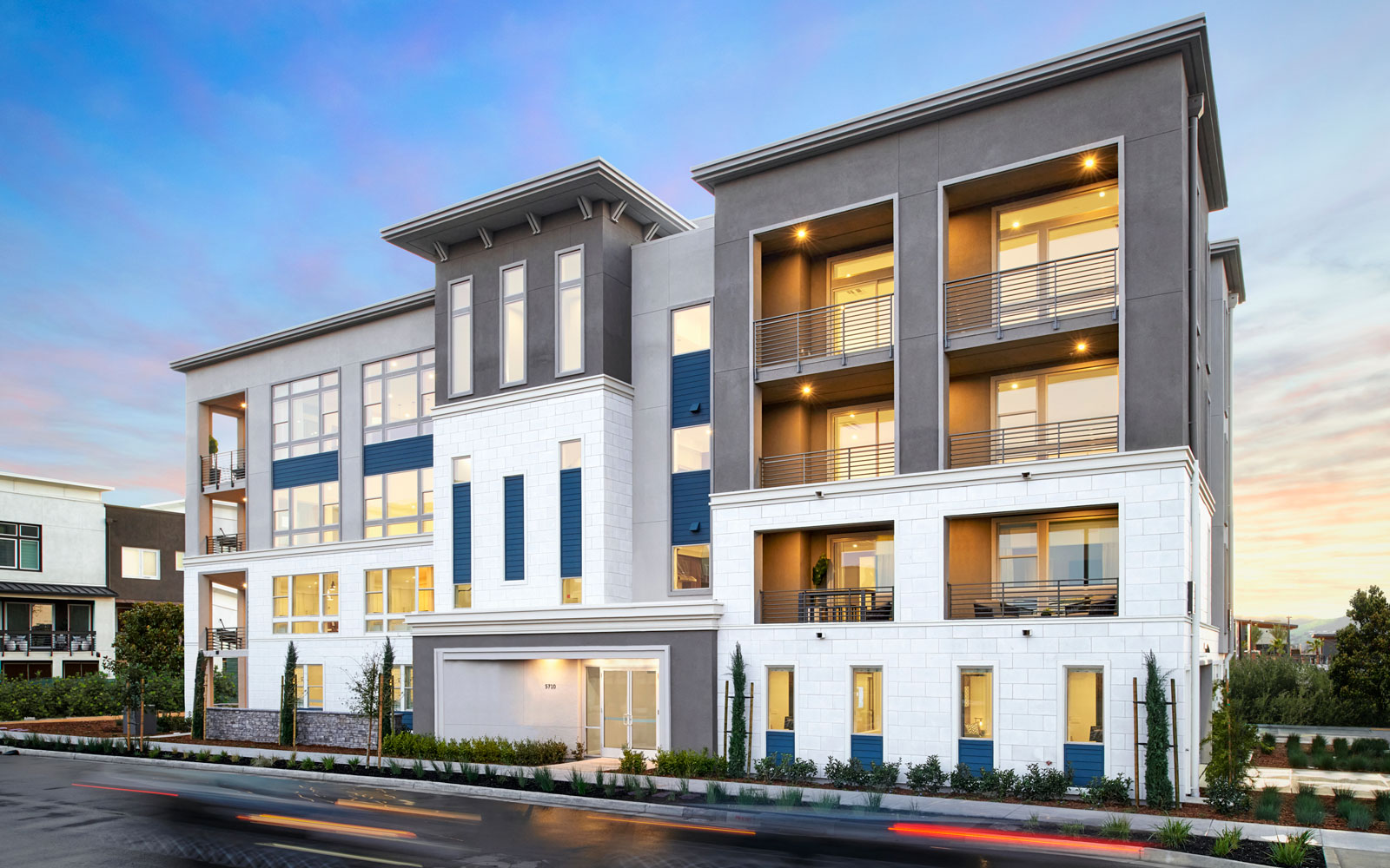 Exterior | Hyde Park at Boulevard in Dublin, CA | Brookfield Residential