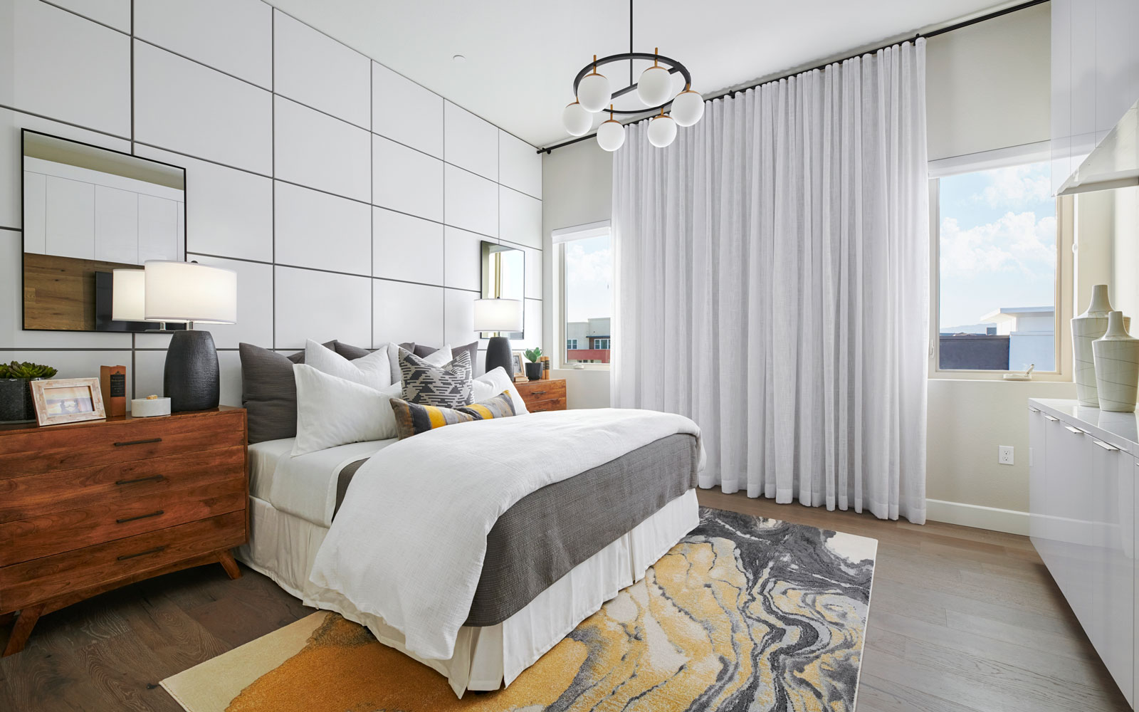 Master Bedroom | Residence 2 | Hyde Park at Boulevard in Dublin, CA | Brookfield Residential