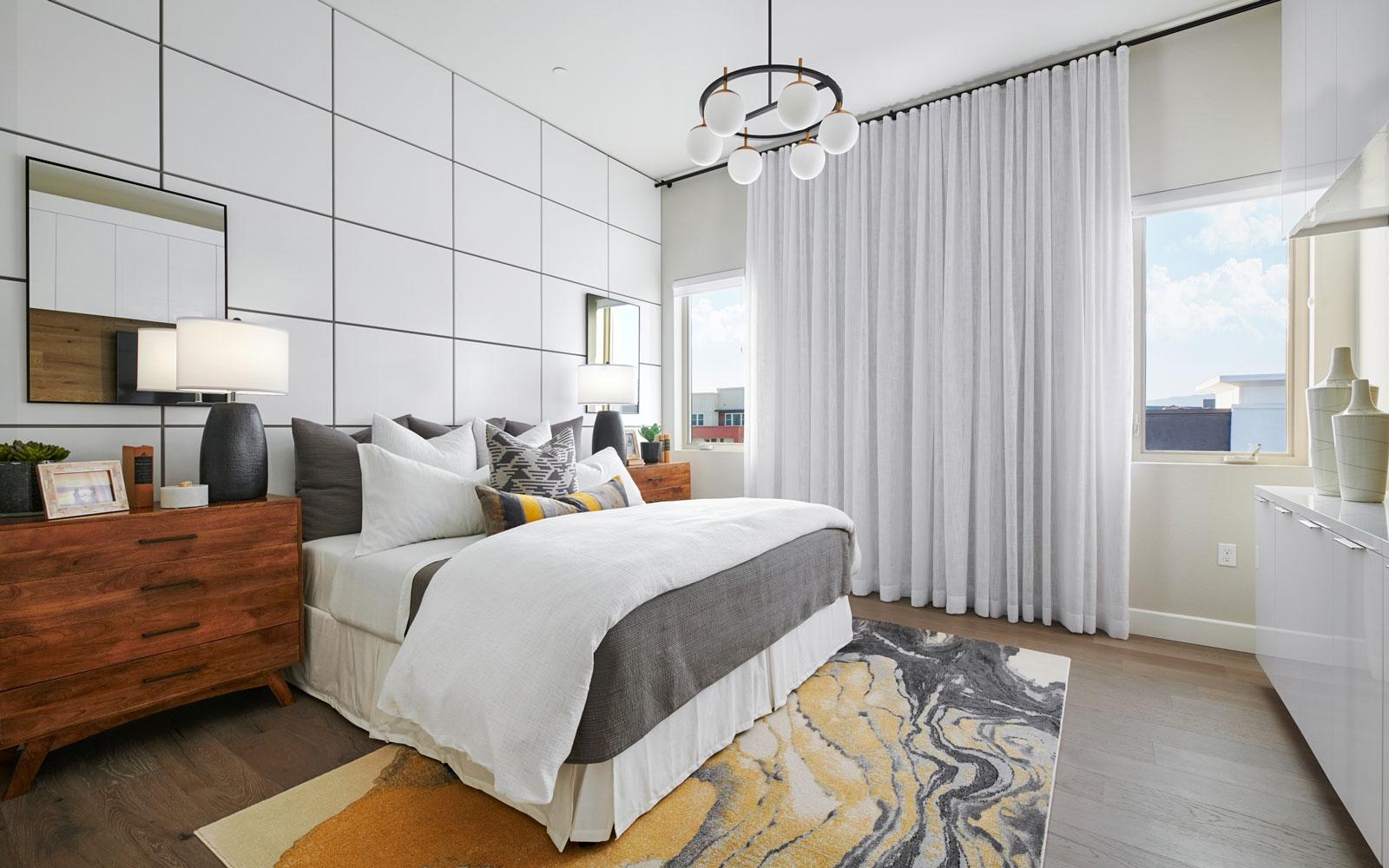 Master Bedroom | Residence 2 | Hyde Park at Boulevard in Dublin, CA | Brookfield Residential