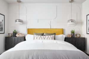 Bedroom in Residence 2 at Broadway at Boulevard in Dublin, CA by Brookfield Residential